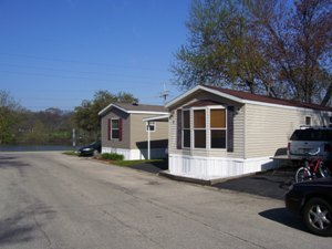 Oak Terrace Mobile Home Park, Batavia, IL